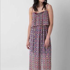 👗Printed Maxi Dress 👗   XS